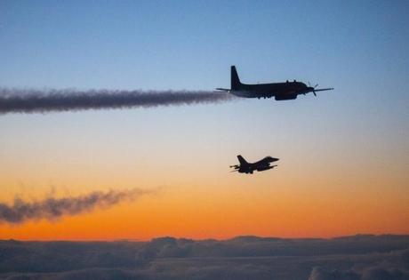 Бомбардировщики, Россия, Балтика, НАТО, ракеты, техника
