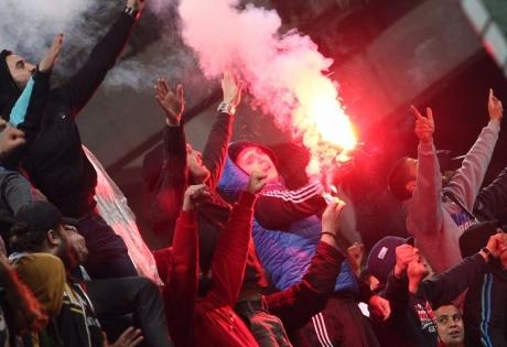 Россия, Черногория, футбол, сборная России, техническое поражение, фанаты, штраф, происшествия, спорт