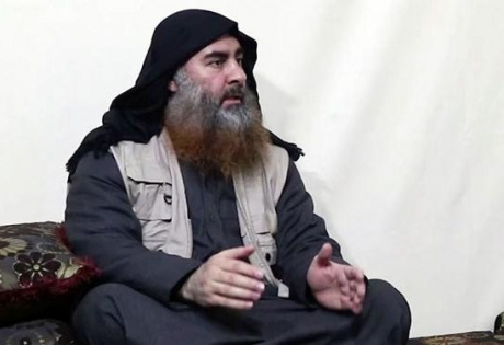 ИГИЛ, США, Главарь, Исламское Государство, Разведка, Новый лидер, Вашингтон, аль-Багдади, Сирия, Конфликт, Терроризм
