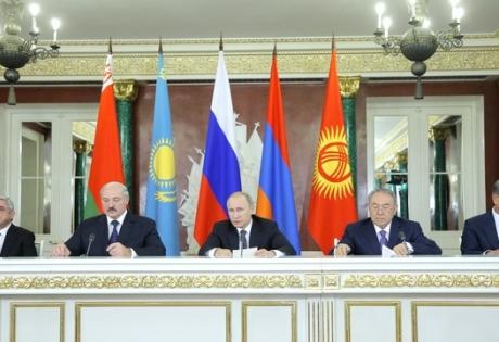 Путин, ЕвраАЭС, амбиции