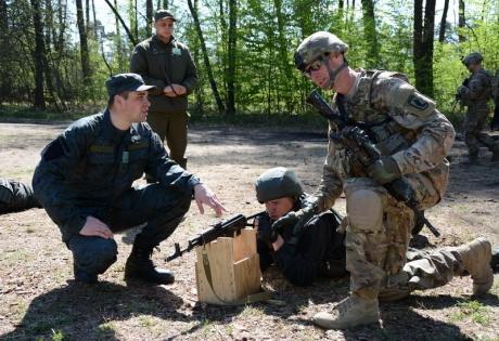 всу, армия сша, украина, обучение