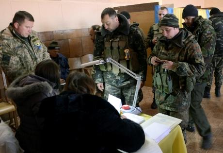 всу, армия украины, ато, донбасс, юго-восток украины, парламентские выборы, новости украины, верховная рада, политика