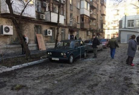 Центр Донецка обстрелян из минометов, есть погибшие и раненые