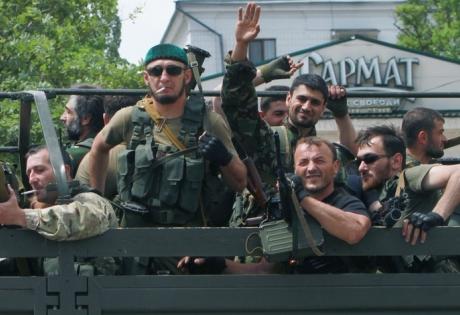 Украина, новости, ДНР, криминал, чеченцы, АТО, Донецк, Донбасс, восток Украины, происшествия