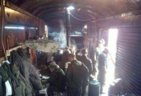 солдаты, россия, вагоны, донбасс