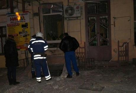 В Одессе произошел мощный взрыв: в ближайших домах вылетели стекла - очевидцы