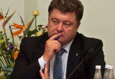 Порошенко, Путин, прекращение огня, сообщение, текст