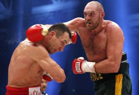 Бой реванш 7 мая за титул чемпиона мира в тяжелом весе Кличко VS Фьюри