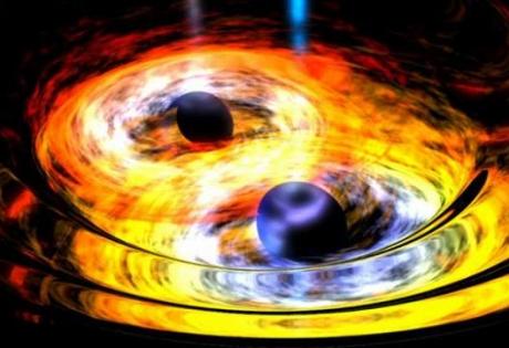 Квазар, космос, черная дыра, ученые, технологии, США