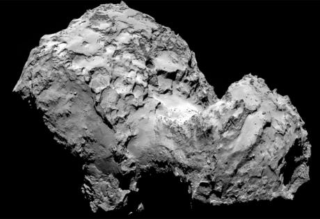 чурюмова-герасименко, комета, тайны, вода, исследование, космос