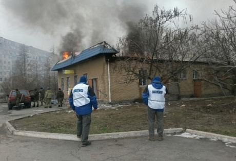 Мариуполь, АТО, Донбасс, восток Украины, ВСУ, ДНР, армия Украины, мирные жители, МВД Украины