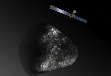 комета росетта, наса, прямая трансляция, посадка на комету, космос, росетта