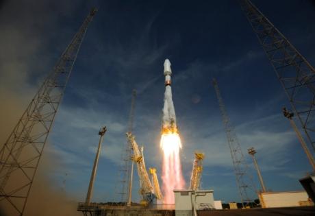 ракета, спутники, Союз-СТ, Фрегат-МТ, Arianespace, куру