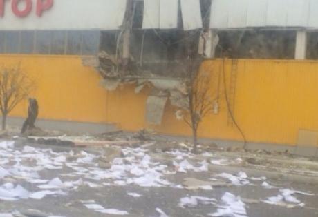 Донецк, Донбасс, АТО, ДНР, Нацгвардия. армия Украины, ВСУ, Украина, восток, Амстор, обстрел