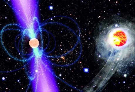 радиоимпульс, ученые, наса, поляризация