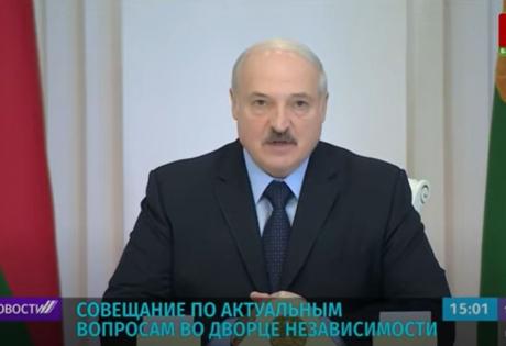 """Лукашенко сделал новое заявление о протестующих в Беларуси: """"По-хорошему прошу и предупреждаю!"""""""