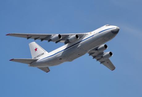 """Грузия запретила проход российского военного самолета """"Ан-124"""" в Армению: у России остался только один вариант"""