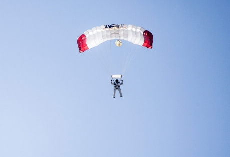 google, общество, баумгартнер, прыжок из стратосферы, свободное падение, скорость звука