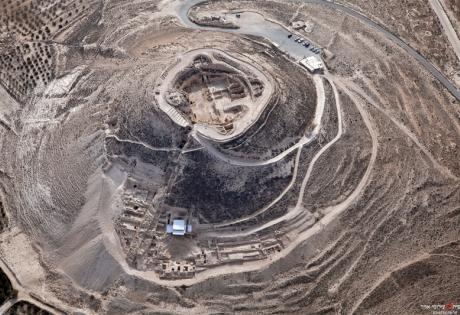 иерусалим, ирод, дворец, археологи