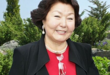 назарбаев, жена, семейный архив, фото