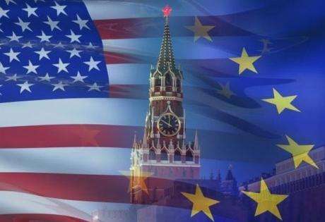 новости России, политика, санкции в отношении России, Евросоюз, США