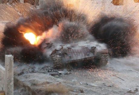 Разгром: что на самом деле произошло в сирийской провинции Дейр-эз-Зор и какие выводы могут сделать военные РФ и США