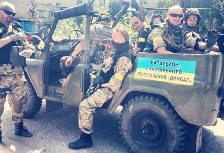 Командиры добровольческих батальонов перед выборами могут стать членами партий