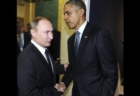 новости россии, новости сша, владимир путин, барак обама