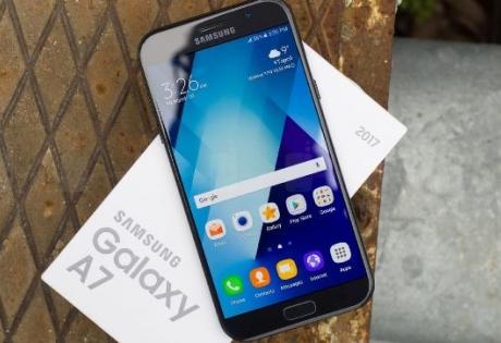 Samsung Galaxy A7, телефон (2017)