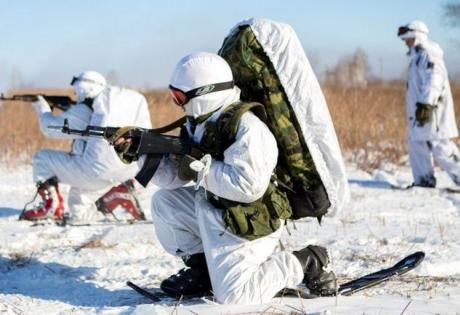 Россия ,армия, границы, арктическая, Финляндия, войска