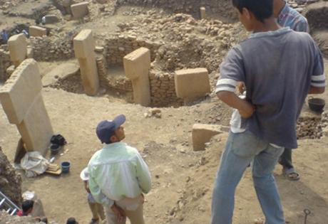 турция, археологи, орудие, расселение, история