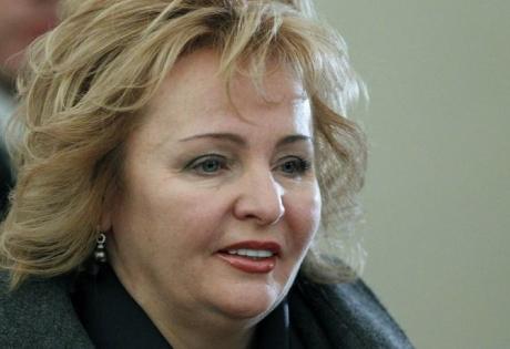 Путин, Россия, Людмила Путина, бывшая жена, политика
