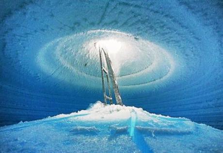 восток, озеро, россия, антарктика