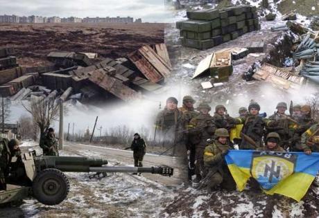"""украина, ато, """"азов"""", бой, видео"""