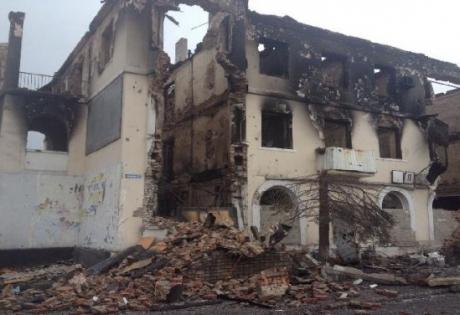 дебальцево, донецкая область, ато, происшествия, днр, армия украины, общество