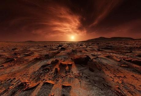 марс, геологи, камни, колонии