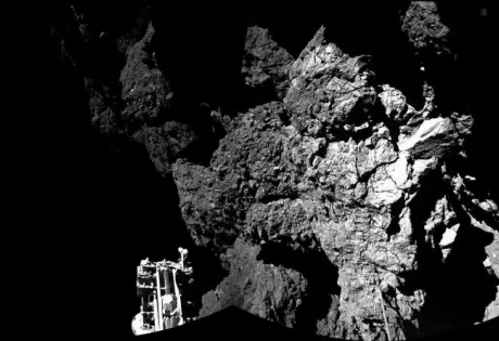 чурюмова-герасименко, комета, Philae, космос