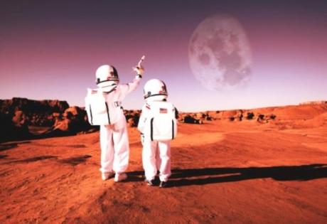 SpaceX, Элон Маск, марс, интернет, экспедиции