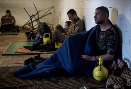 эдуард коридоров, скм, военные пленные, донецк, происшествие, общество, донбасс, восток украины