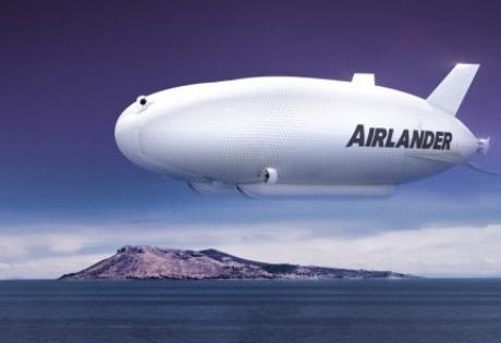 В Британии испытывают двигатели для самого большого в мире летательного аппарата