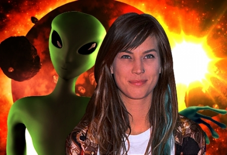 Певица, Швеция, ребенок, инопланетянин, гуманоид, мать, желание