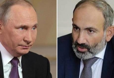 """""""Путин """"кинул"""" Армению в войне за Карабах"""", - эксперт о новом заявлении Кремля"""