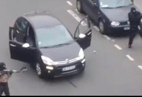 париж, франция, полиция, происшествия, новости франции, террорист