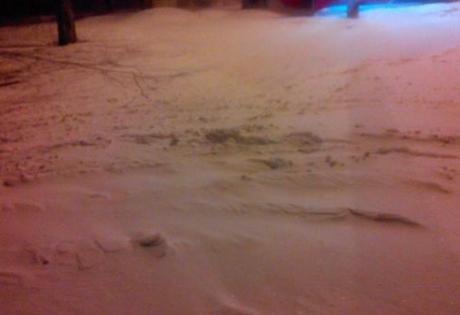 краматорск, происшествия, новости украины, снег