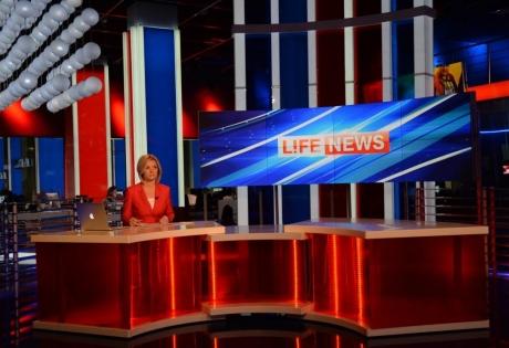 Life News, обыск, СК России, сервера, изъятие