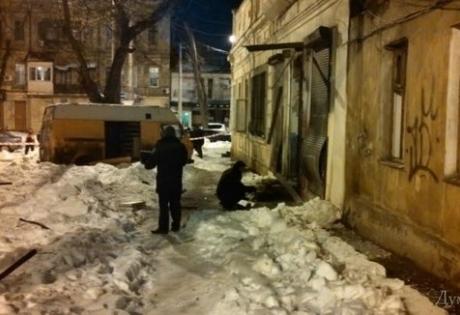 одесса, взрыв, восток украины, происшествие