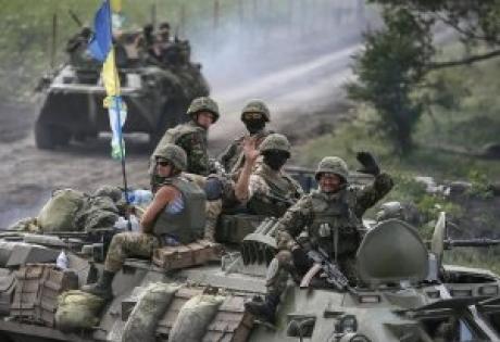 Путин, Порошенко, прекращение огня, Донбасс, украинская армия, огонь, бои