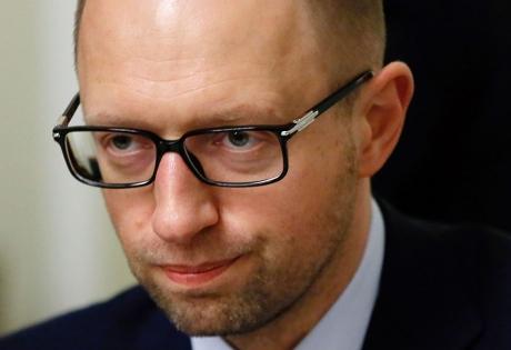 """Яценюк, Кабмин, правительственная программа, политика, Украина, экономика, Россия, война в Донбассе, АТО, """"Стена"""""""
