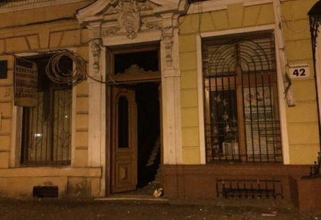 одесса, взрыв, происшествия, украина