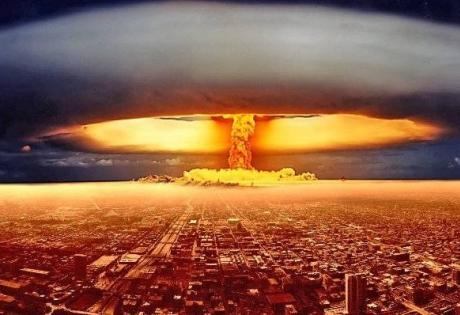 геологическая эпоха, ядерные взрыв, ученые
